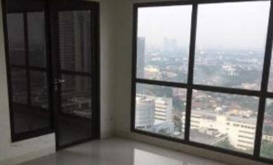 Salah saltu interior Apartemen di Semanggi.  Gambar dari UrbanIndo