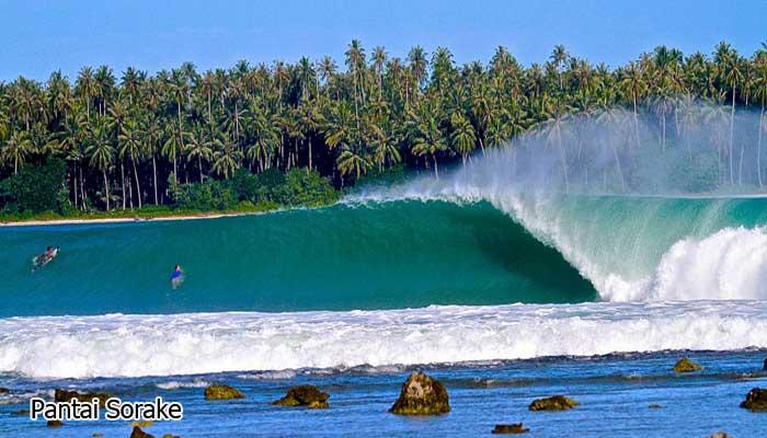daftar lengkap tempat wisata terbaru di sumatera utara