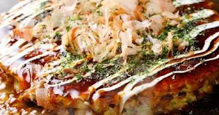 Resep Okonomi-yaki Simpel dan Enak