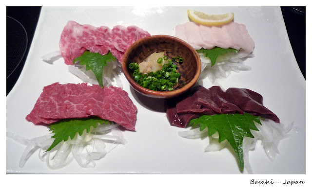 Top 10 Weirdest Food in Asia - Basahi - Japan | Ramble and Wander