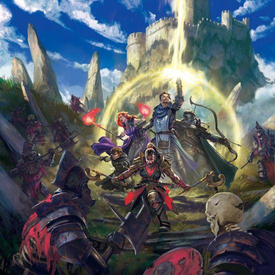 Diego Gisbert Llorens artstation deviantart arte fantasia ficção games