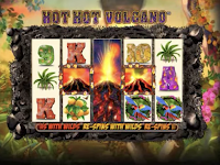 Hot Volcano Poker Slot