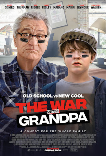 The War with Grandpa (BRRip 720p Dual Latino / Ingles) (2020)
