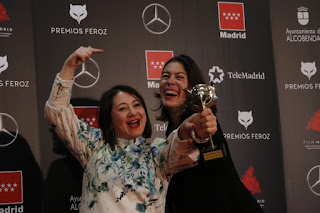 Ventajas de viajar en tren en los Premios Feroz 2020