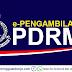 e-Pengambilan PDRM Dibuka - Cara Memohon dan Semak Permohonan