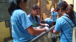 The 11th Annual TELUS Days Of Giving In Manila