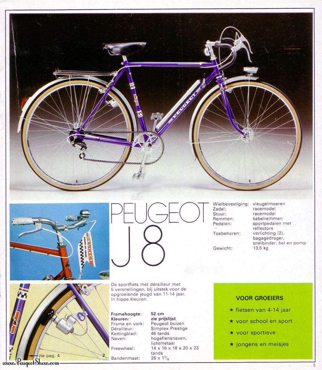 Peugeot 1/2 course  Catalogues%2Bcycles%2Bpeugeot%2B1976%2B%25285%2529