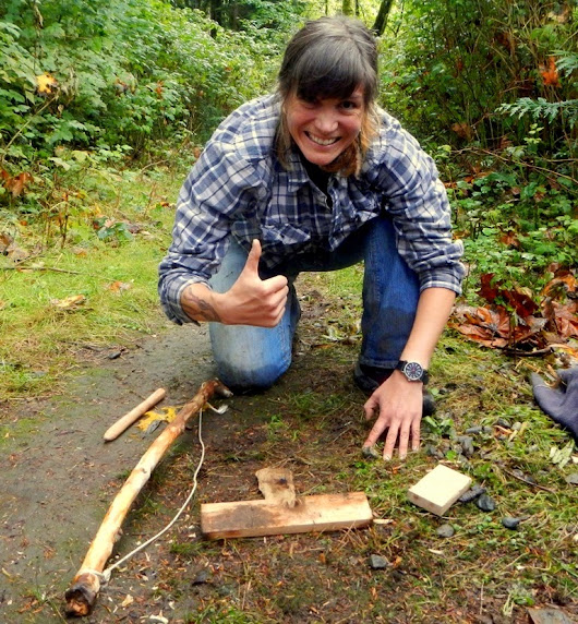 New Article: Primitive Fire-Making Tips for the Pacific Northwest