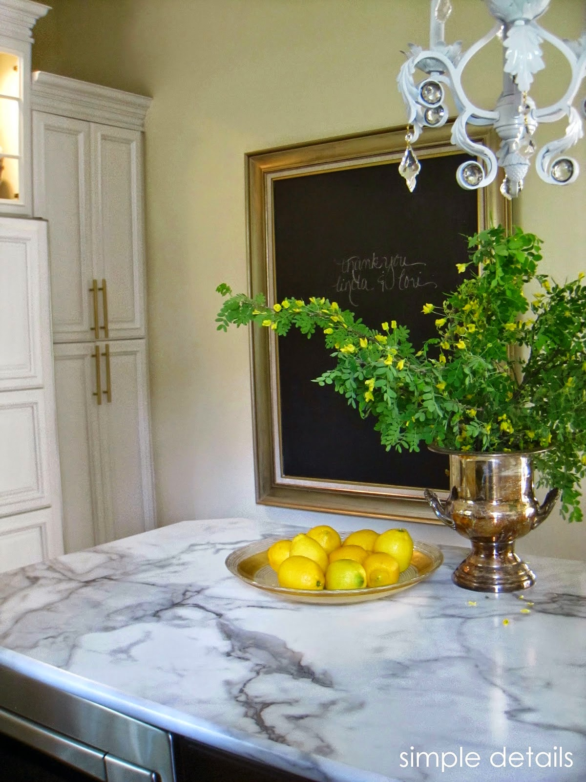 Can You Paint Countertops Formica Simple Details: Formica Calacatta Marble Review