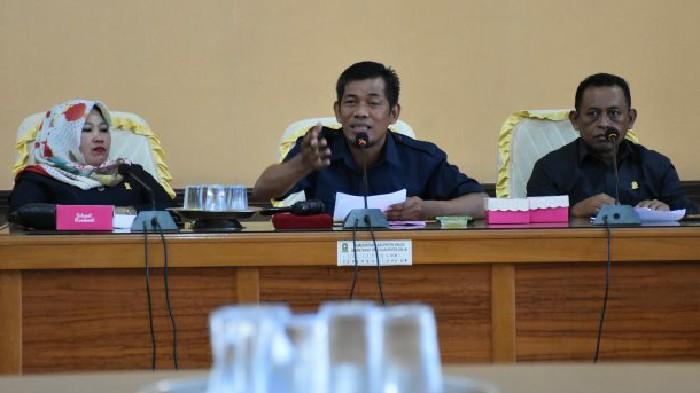 RDP Komisi I DPRD Sinjai Bahas Kepastian Kepala Desa Definitif Pattongko