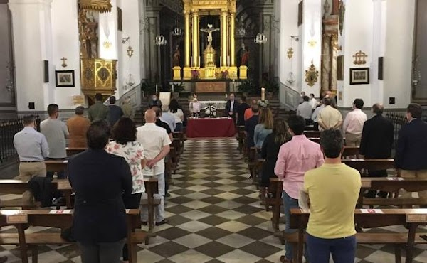 Los cofrades de Granada se muestran pesimistas de cara a la próxima Semana Santa
