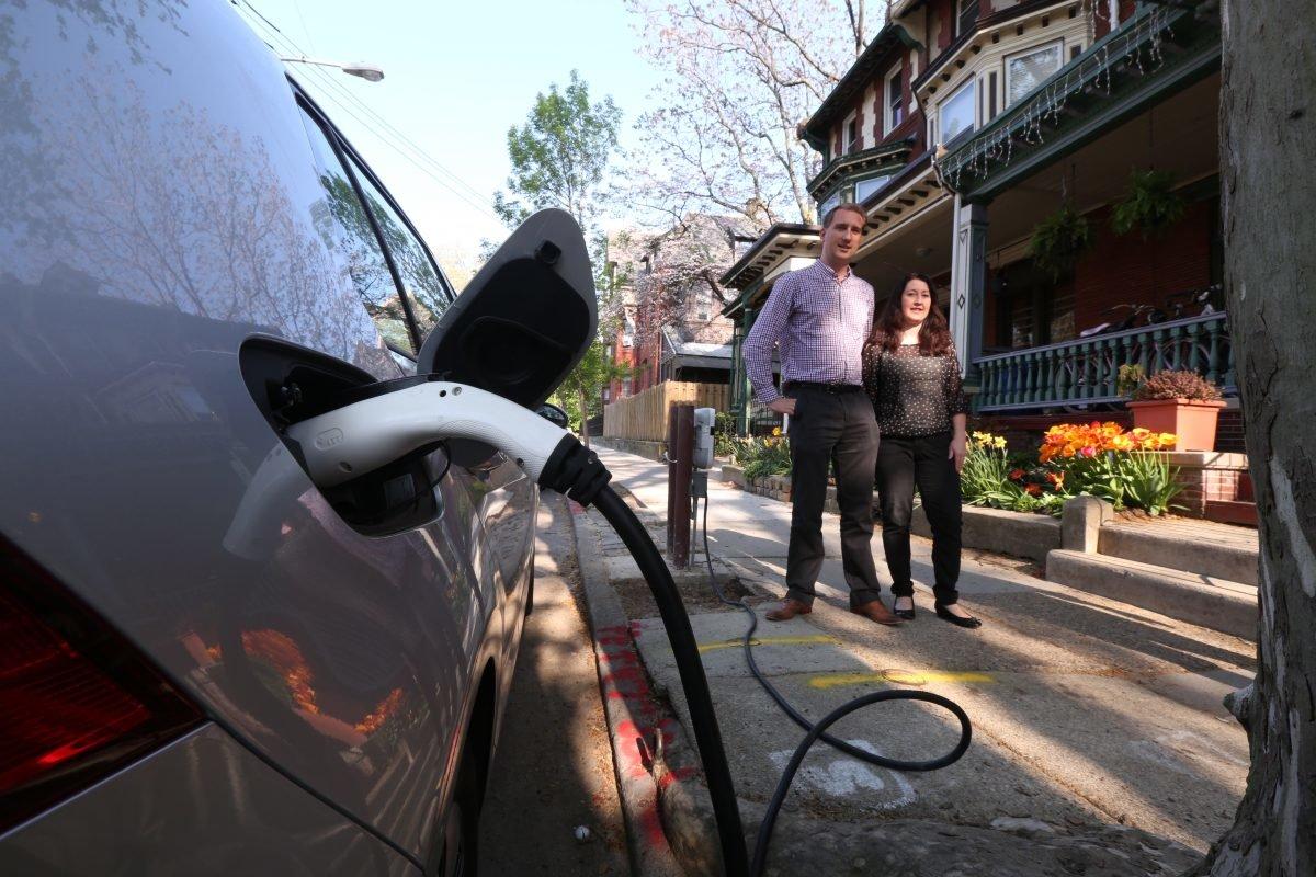 EnviroPolitics Blog: Philadelphia may scrap E-V charging station program