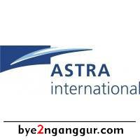 Lowongan Kerja Terbaru PT Astra International 2019