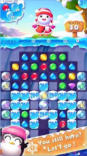 Game Ice Crush 2 - Winter Surprise App
