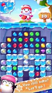 Game Ice Crush 2 - Winter Surprise App