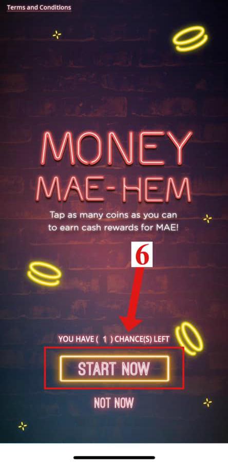 Duit Percuma Dengan Bermain Game MAE Dari Maybank App
