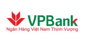 Logo ngân hàng VBBANK vector