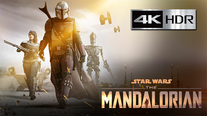 The Mandalorian (2019) Temporada 1 Web-DL 4K UHD [HDR] Latino-Castellano-Ingles