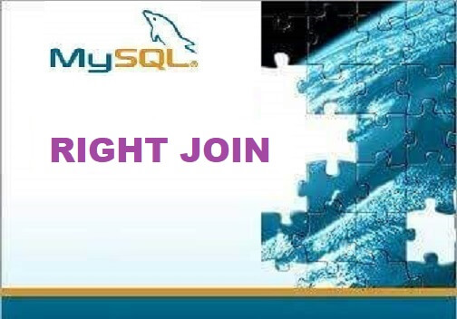 MySQL Series : RIGHT JOIN MySQL
