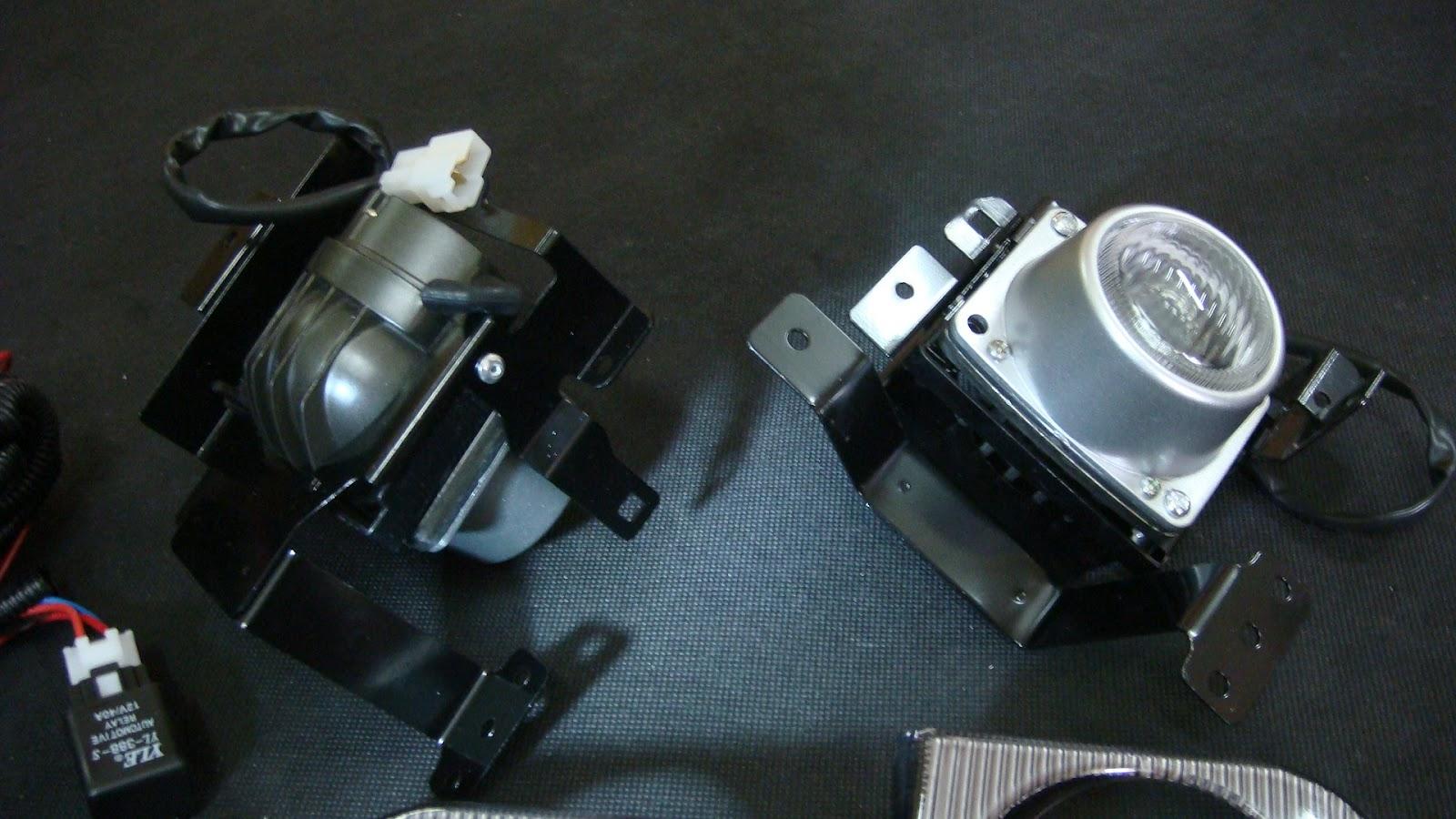 19961998 Honda Civic 2 4dr Oem Fog Light Wiring Kit Included
