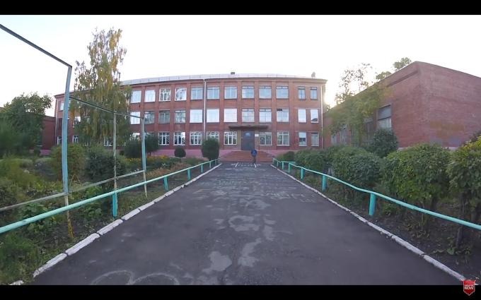 Russian School - A day in  a Russian schools