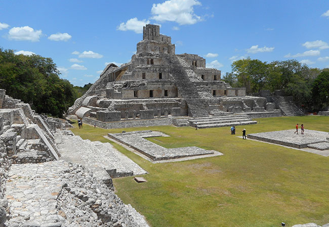 Penelitian Drought accompanies the collapse of Mayan civilization