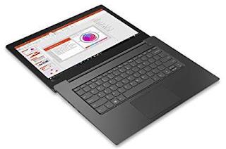 """Lenovo V130-14IKB 81HQ00ESIH Intel Core i3-7020u 7thGen Laptop/ 4GB DDR4 / 1TB HDD / 14.0"""" FHD / DOS/ NO ODD / Iron Grey"""