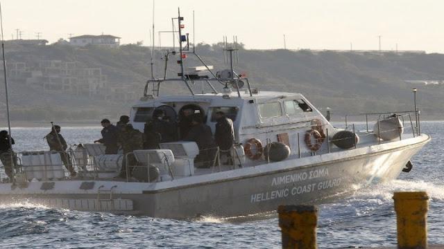 400 μετανάστες και πρόσφυγες διέσωσε το Λιμενικό το τελευταίο 24ωρο