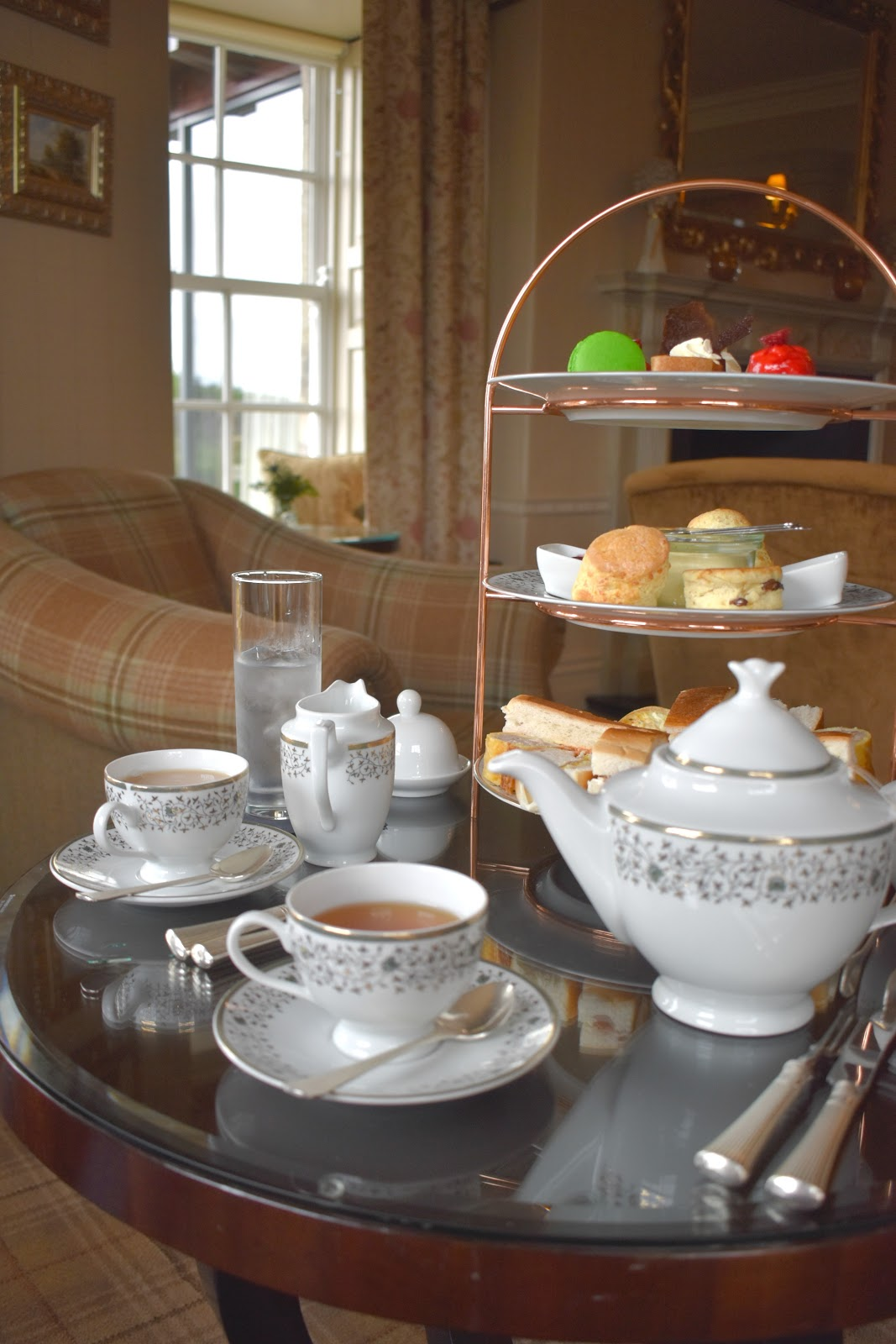 Walwick Hall Northumbrian Afternoon Tea
