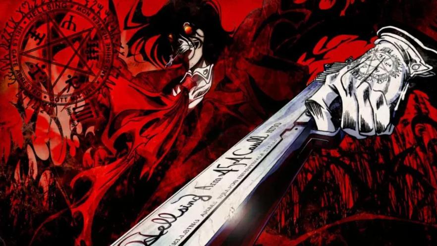 Amazon Studios Films Hellsing Horror Manga