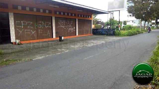 Ruko dekat Jogja Bay Waterpark