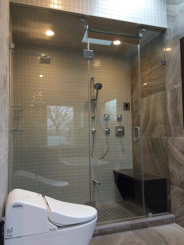laurence hardware rock shower door residential cr glass big