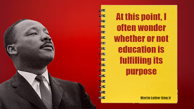 Martin Luther King Jr quotes education
