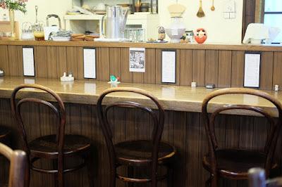 長野県松本市のギャラリーカフェ Gargas(ガルガ)インテリア・内装