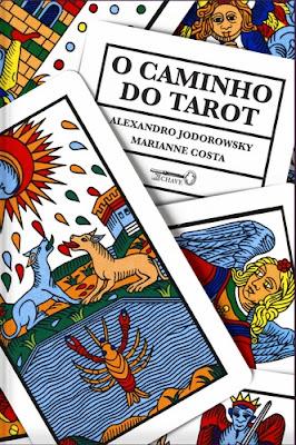 Tarot, livros sobre ocultismo.