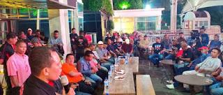 M1R Salam Sarane Adakan Pembentukan Pengurus di Bekasi