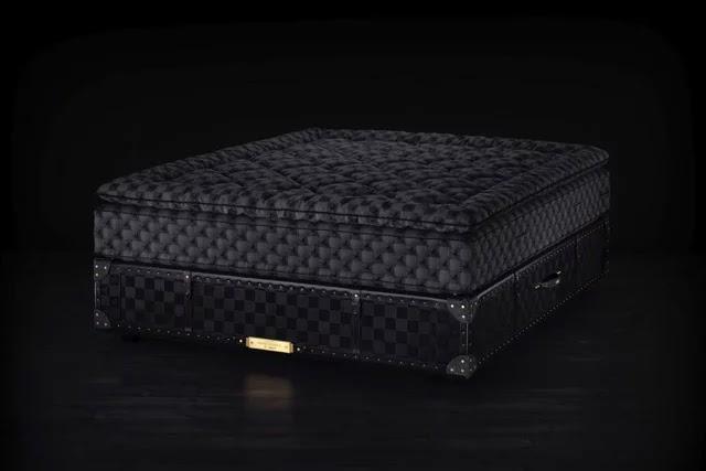 Dünyanın en pahalı yatağı Grand Vividus, Kanadalı ünlü mimar Ferris Rafauli'nin imzasını taşıyor.