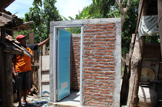Miris ! Penampakan WC Gratis dari Pemkab Blora