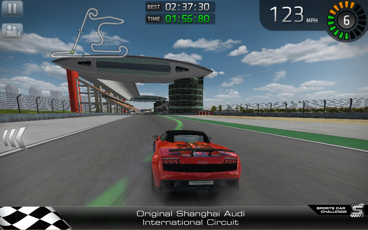 Sports car challenge Apk + Data for android
