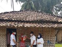 Bareng Kader Potensial Perindo, Aribun Bagikan Sembako di 2 Kecamatan