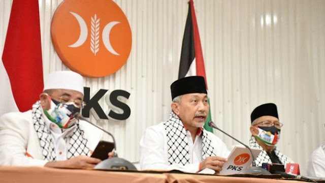 Ditinggal Gerindra hingga Gagal Jadi Wagub, Presiden PKS: Jadi Pembelajaran