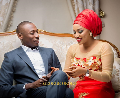 Shehu Shagari's Granddaughter & Namadi Sambo's In-law Set to Wed: See their pre-wedding photos