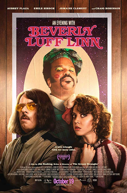 An Evening with Beverly Luff Linn 2018 movie poster