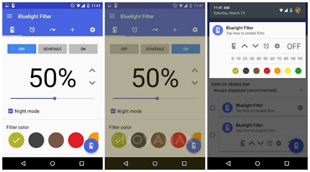 Bluelight Filter for Eye Care Full Apk Download