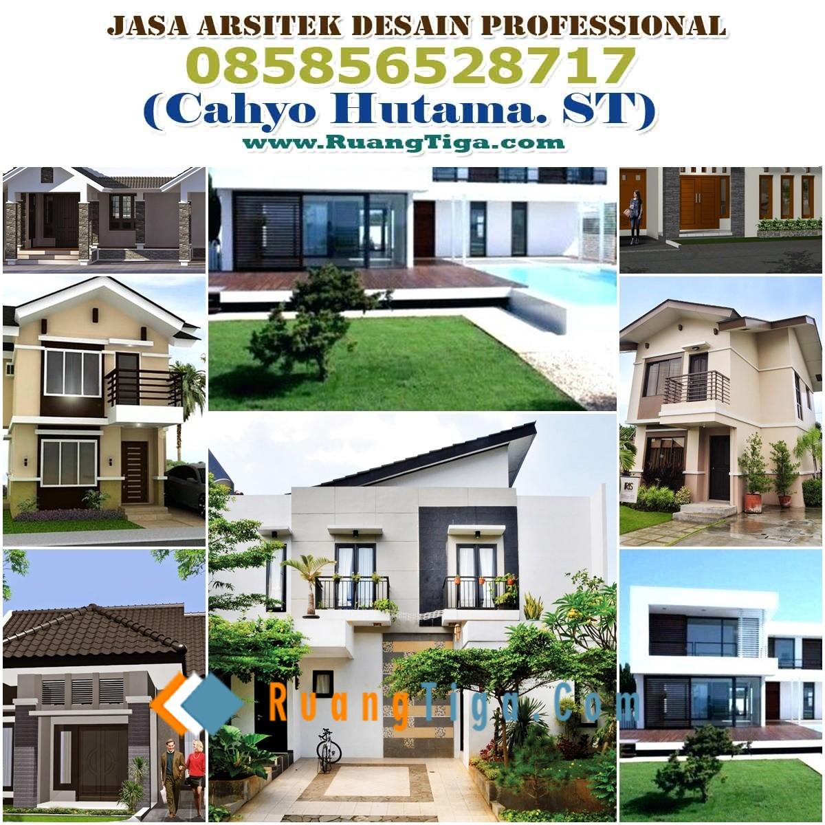 085856528717 | Jasa Arsitek dan Kontraktor Rumah Mewah ...