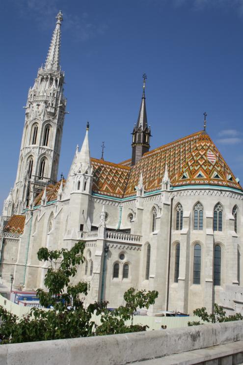 Mathyas Church