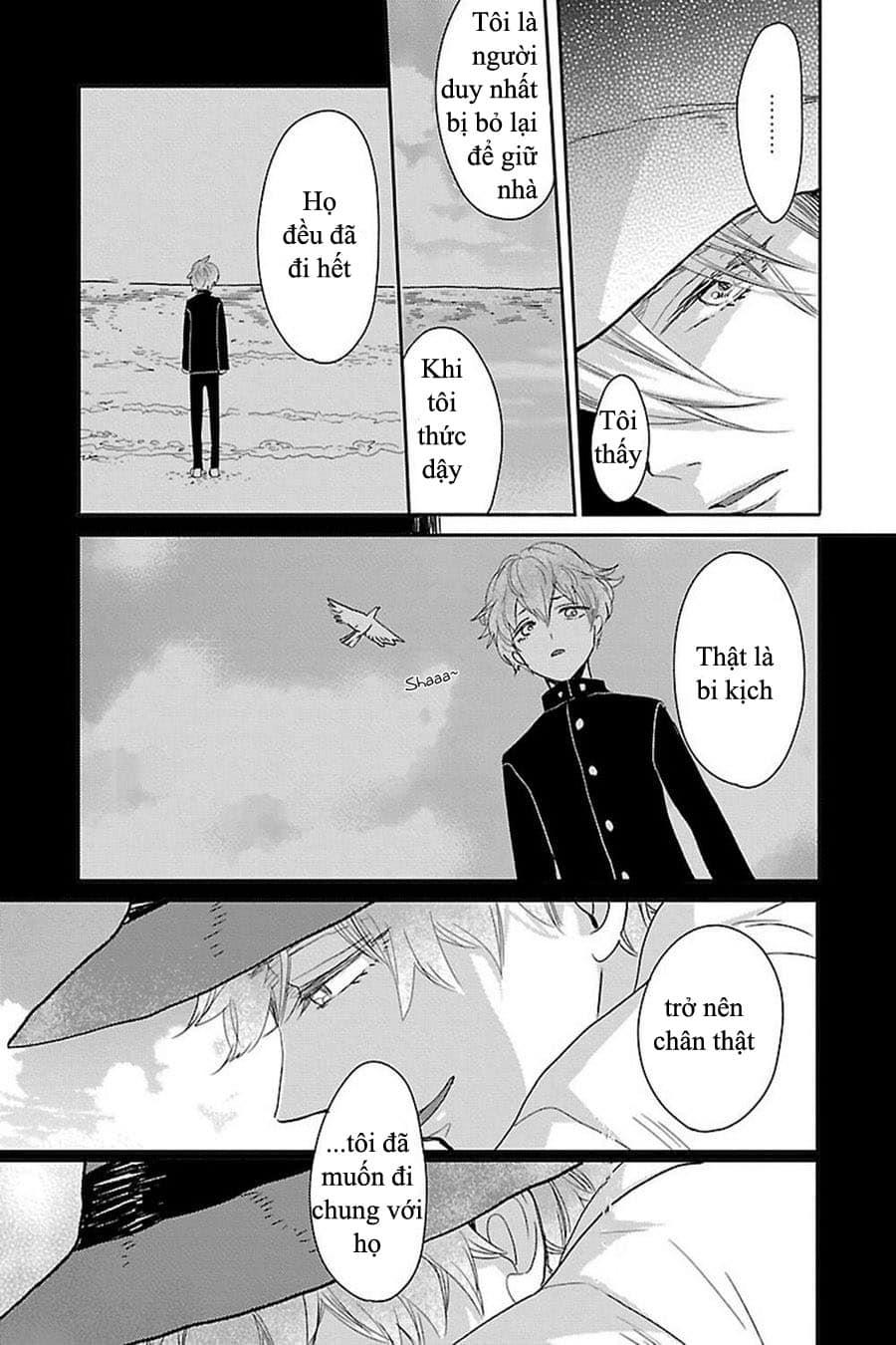 Trang 10 - [NANABISHI Hiro] Rendezvouz (- NANABISHI Hiro) - Truyện tranh Gay - Server HostedOnGoogleServerStaging