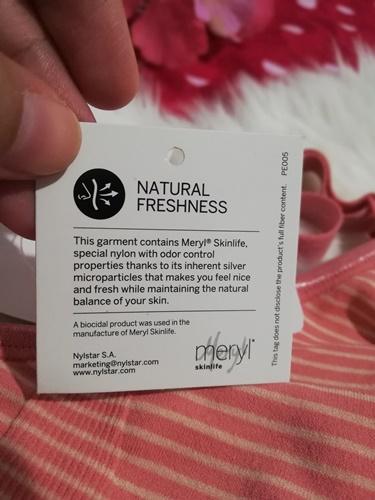 bahan seamless nursing bra mamaway