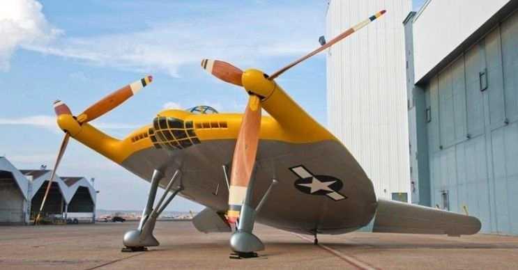 Vought V-173 döneminin en iyi uçaklarındandı, fakat oldukça hantal bir yapısı vardı.