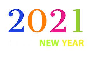 2021transparent new year png inages